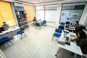 Bureau d'équipe STC